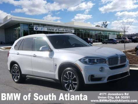 2018 BMW X5 for sale at Carol Benner @ BMW of South Atlanta in Union City GA