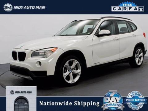 2013 BMW X1 for sale at INDY AUTO MAN in Indianapolis IN