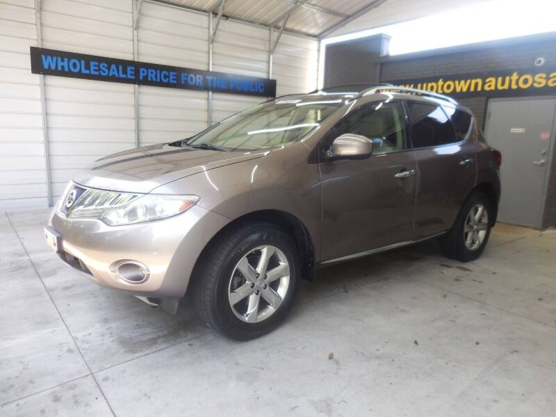 2010 Nissan Murano for sale at Uptown Auto Sales in Charlotte NC