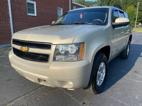 2007 Chevrolet Tahoe for sale at El Camino Auto Sales Gainesville in Gainesville GA