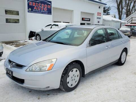 2004 Honda Accord for sale at Ericson Auto in Ankeny IA