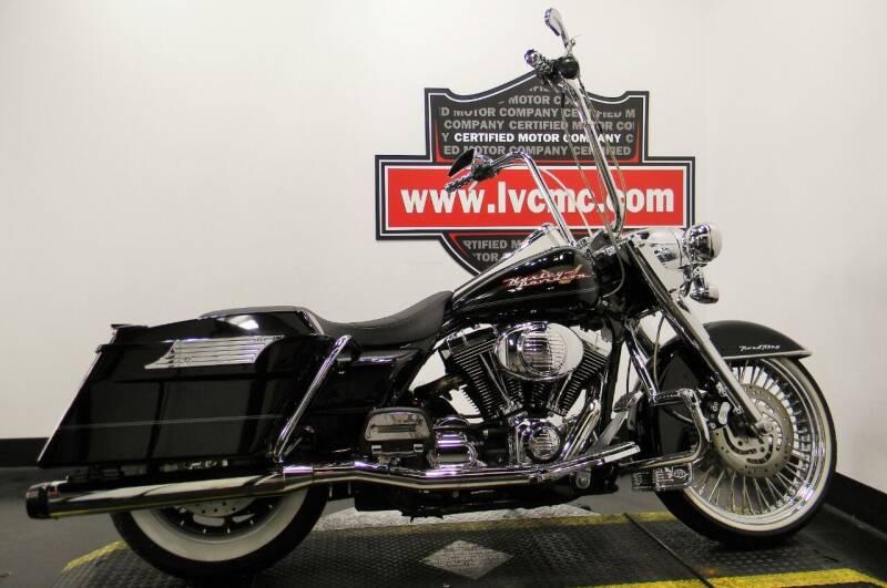 2004 Harley-Davidson Road King for sale at Certified Motor Company in Las Vegas NV
