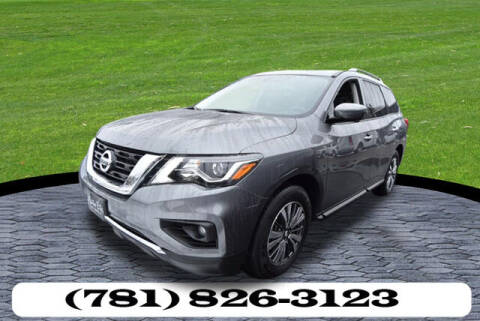 2020 Nissan Pathfinder for sale at AUTO ETC. in Hanover MA