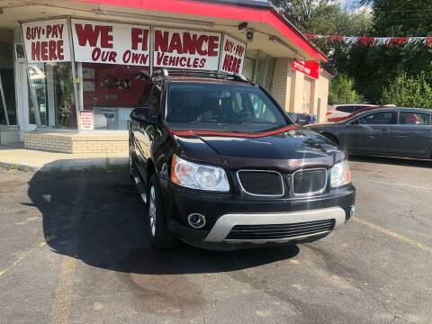 2008 Pontiac Torrent for sale at Right Place Auto Sales in Indianapolis IN