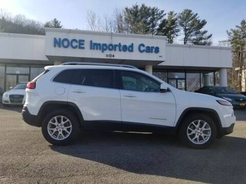 2014 Jeep Cherokee for sale at Carlo Noce Imported Cars INC in Vestal NY