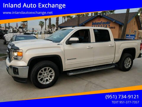 2014 GMC Sierra 1500 for sale at Inland Auto Exchange in Norco CA