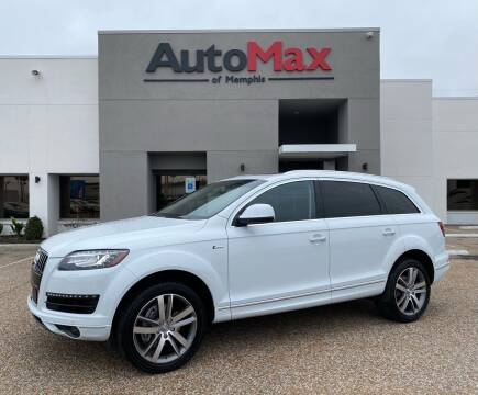 2015 Audi Q7 for sale at AutoMax of Memphis in Memphis TN