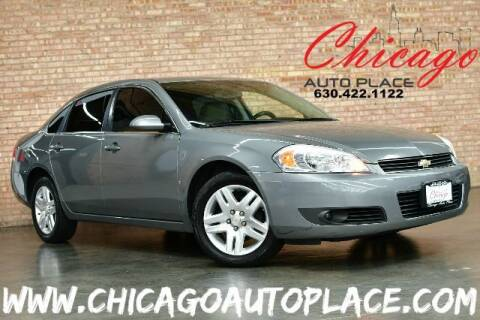 2008 Chevrolet Impala for sale at Chicago Auto Place in Bensenville IL