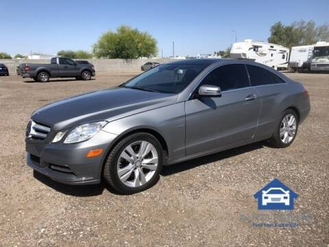 2012 Mercedes-Benz E-Class for sale at MyAutoJack.com @ Auto House in Tempe AZ