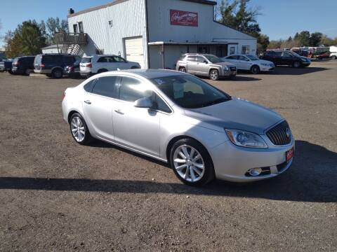 2013 Buick Verano for sale at Ron Lowman Motors Minot in Minot ND