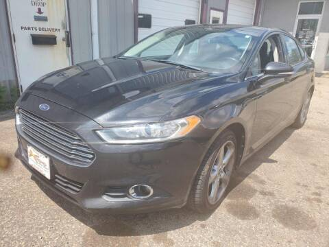 2012 Ford Fusion for sale at Extreme Auto Sales LLC. in Wautoma WI