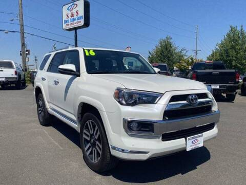 2016 Toyota 4Runner for sale at S&S Best Auto Sales LLC in Auburn WA