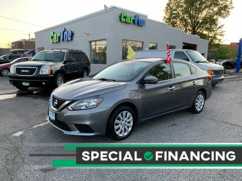 2017 Nissan Sentra for sale at Car One in Essex MD
