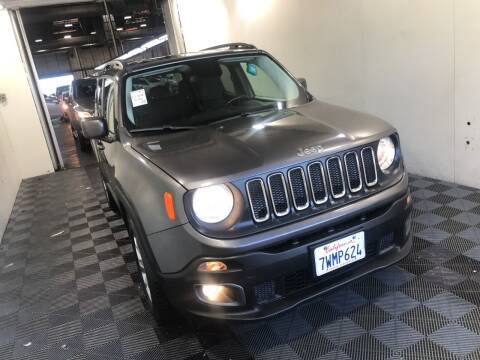 2017 Jeep Renegade for sale at Brand Motors llc in Hayward CA