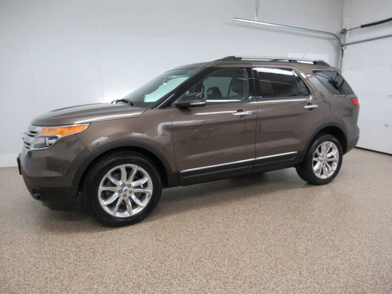 2015 Ford Explorer for sale at HTS Auto Sales in Hudsonville MI