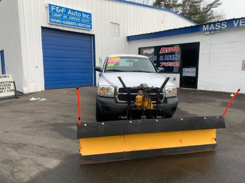 2007 Dodge Dakota for sale at F&F Auto Inc. in West Bridgewater MA