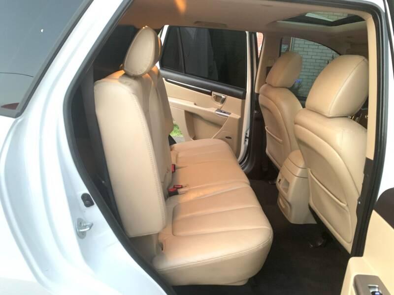 2012 Hyundai Santa Fe Limited 4dr SUV (I4) - Houston TX