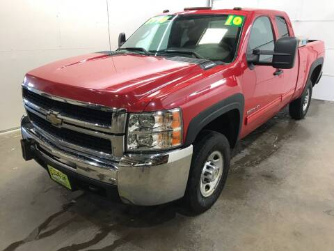 2010 Chevrolet Silverado 2500HD for sale at Frogs Auto Sales in Clinton IA