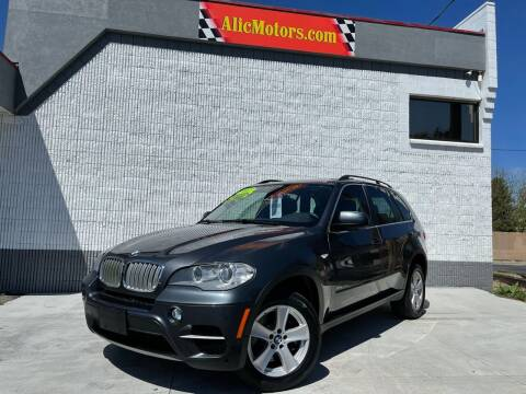 2013 BMW X5 for sale at ALIC MOTORS in Boise ID