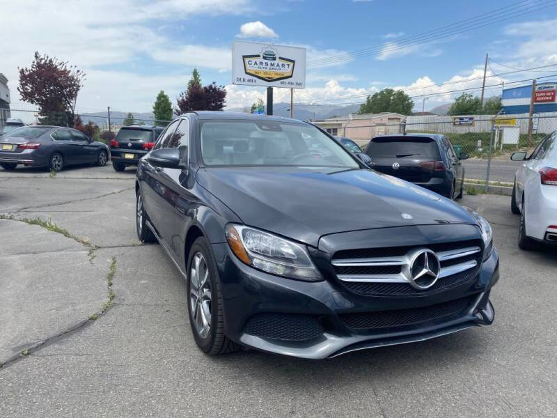 2016 Mercedes-Benz C-Class for sale at CarSmart Auto Group in Murray UT