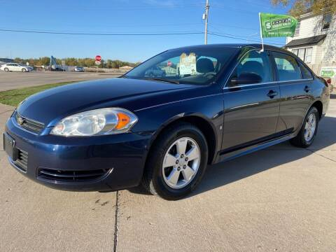 2009 Chevrolet Impala for sale at QUAD CITIES AUTO SALES in Milan IL