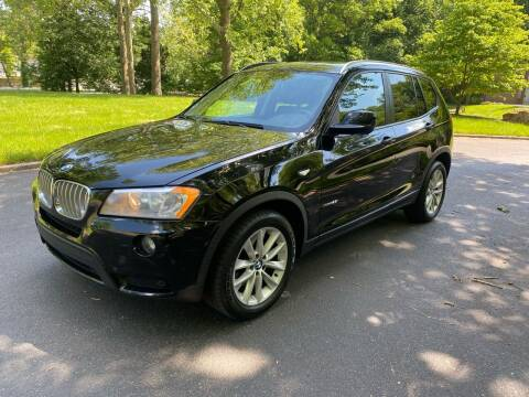 2014 BMW X3 for sale at Bowie Motor Co in Bowie MD