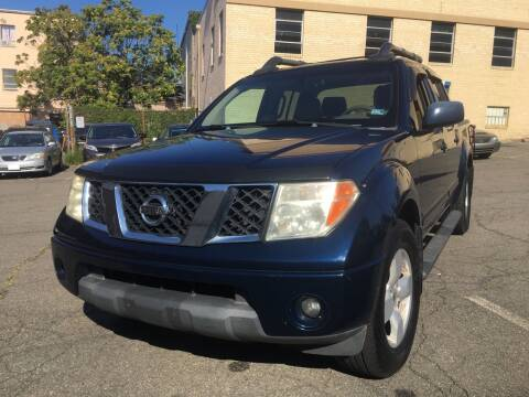 2007 Nissan Frontier for sale at Alexandria Auto Sales in Alexandria VA