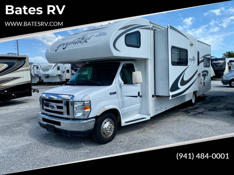 2010 Jayco Greyhawk for sale at Bates RV in Venice FL