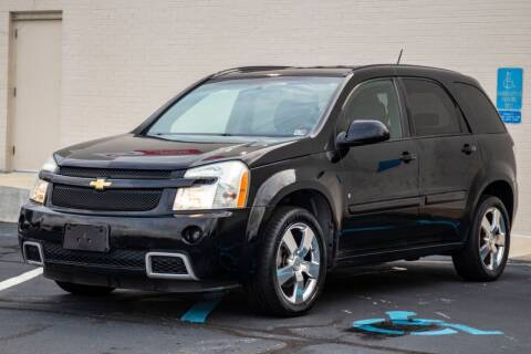 2008 Chevrolet Equinox for sale at Carland Auto Sales INC. in Portsmouth VA