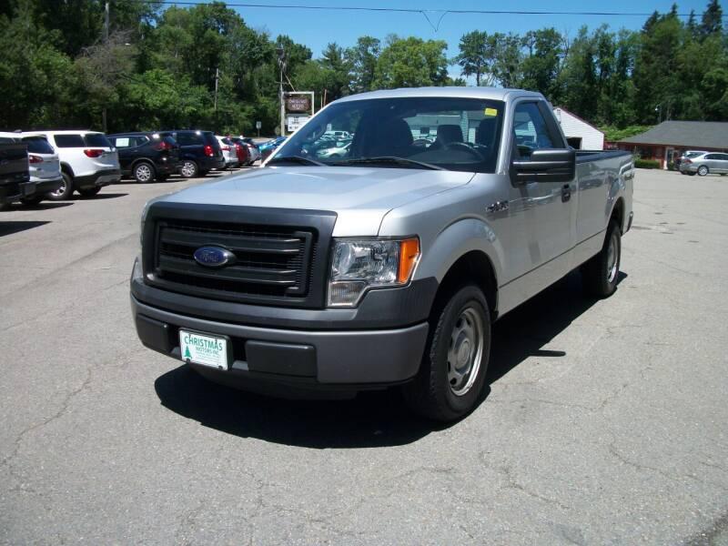 2014 Ford F-150 for sale in Maynard, MA