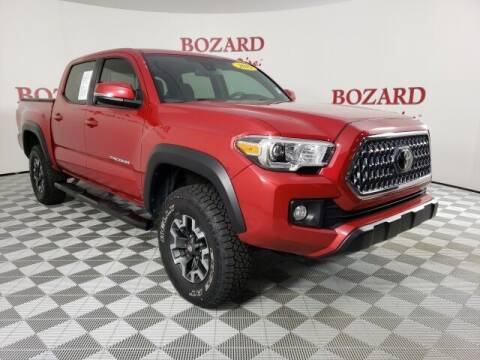 2019 Toyota Tacoma for sale at BOZARD FORD in Saint Augustine FL