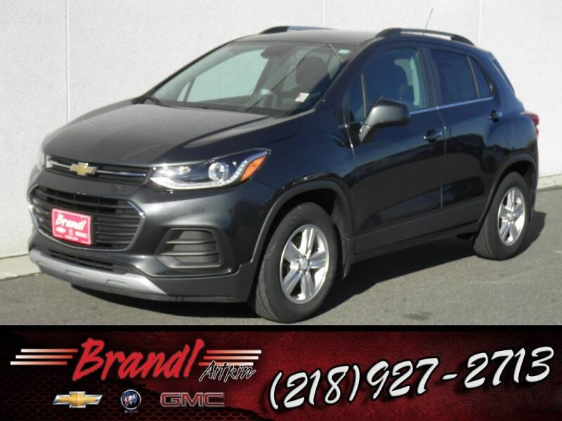 2017 Chevrolet Trax for sale at Brandl GM in Aitkin MN
