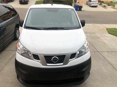 2017 Nissan NV200 for sale at CARS FOR YOU in Lemon Grove CA