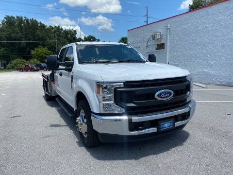 2021 Ford F-350 Super Duty for sale at LUXURY AUTO MALL in Tampa FL