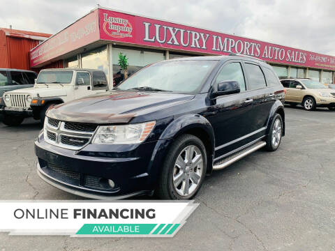 2011 Dodge Journey for sale at LUXURY IMPORTS AUTO SALES INC in North Branch MN
