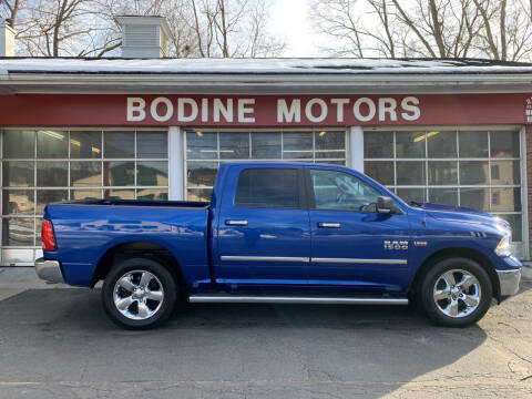 2017 RAM Ram Pickup 1500 for sale at BODINE MOTORS in Waverly NY