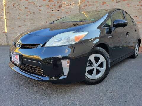 2013 Toyota Prius for sale at GTR Auto Solutions in Newark NJ