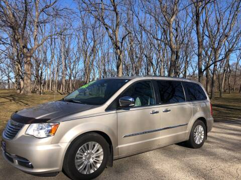 2012 Chrysler Town and Country for sale at CPM Motors Inc in Elgin IL