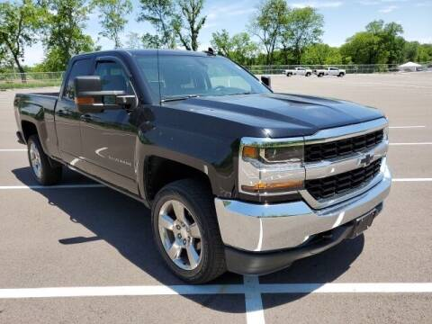 2017 Chevrolet Silverado 1500 for sale at CON ALVARO ¡TODOS CALIFICAN!™ in Columbia TN