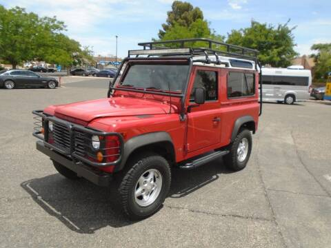1997 Land Rover Defender for sale at Team D Auto Sales in St George UT