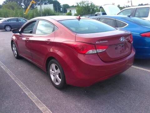 2011 Hyundai Elantra for sale at HW Auto Wholesale in Norfolk VA
