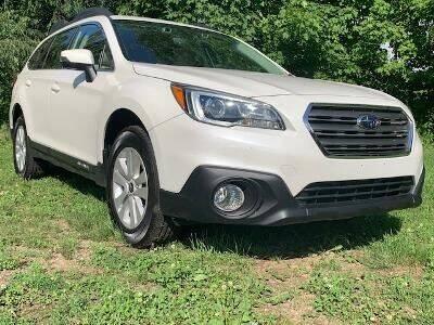 2017 Subaru Outback for sale at Worthington Air Automotive Inc in Williamsburg MA