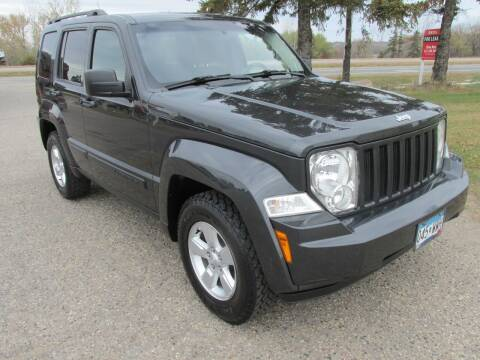 2010 Jeep Liberty for sale at Buy-Rite Auto Sales in Shakopee MN