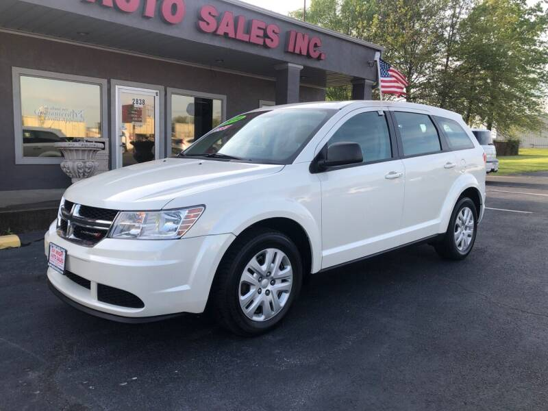 2014 Dodge Journey for sale in Rogers, AR