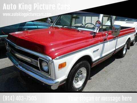1972 Chevrolet CUSTOM/20 for sale at Auto King Picture Cars - Rental in Westchester County NY