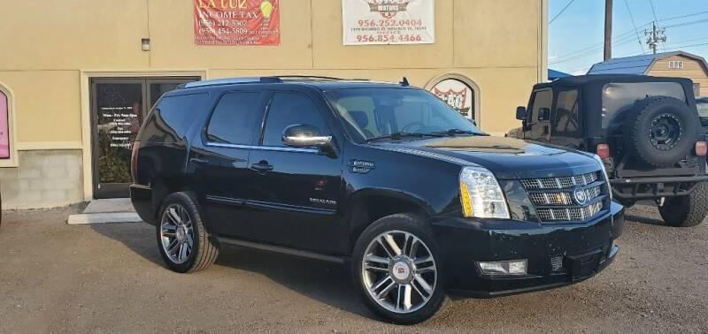 2012 Cadillac Escalade for sale at BAC Motors in Weslaco TX