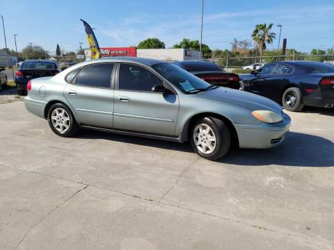 2007 Ford Taurus for sale at Warren's Auto Sales, Inc. in Lakeland FL