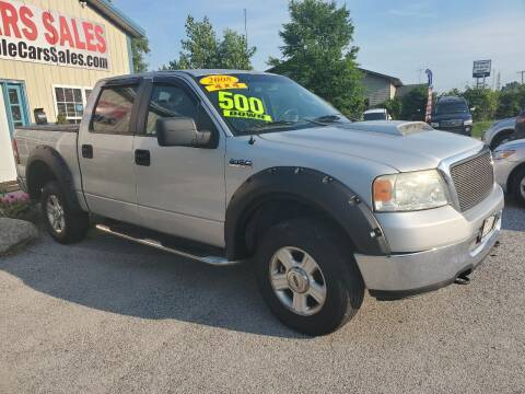 2008 Ford F-150 for sale at Reliable Cars Sales in Michigan City IN
