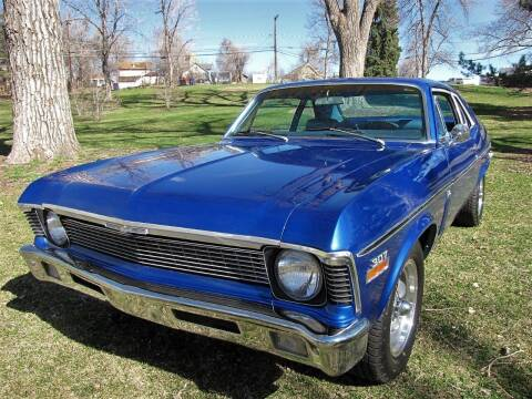 1970 Chevrolet Nova for sale at Street Dreamz in Denver CO