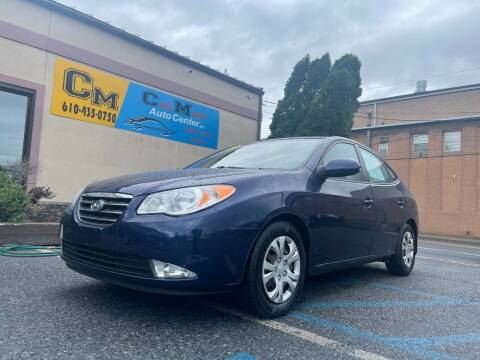 2009 Hyundai Elantra for sale at Car Mart Auto Center II, LLC in Allentown PA